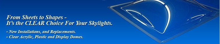Clear Skylights